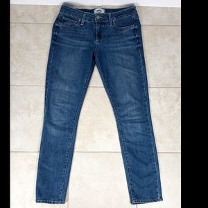 PAIGE-Skyline Ankle Peg Skinny Jeans!